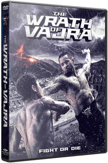 Гнев Ваджра / The Wrath of Vajra [2013 / ужасы, фэнтези, боевик / HDRip] VO