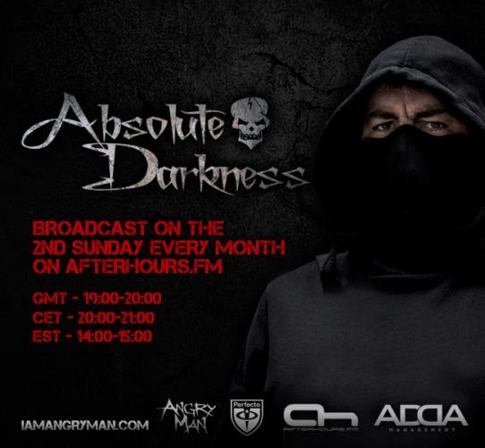 Angry Man - Absolute Darkness 002 [2014] MP3
