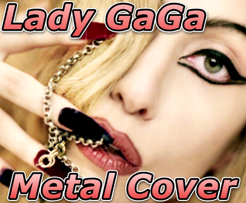 VA / Lady GaGa - Metal Cover [2014] MP3