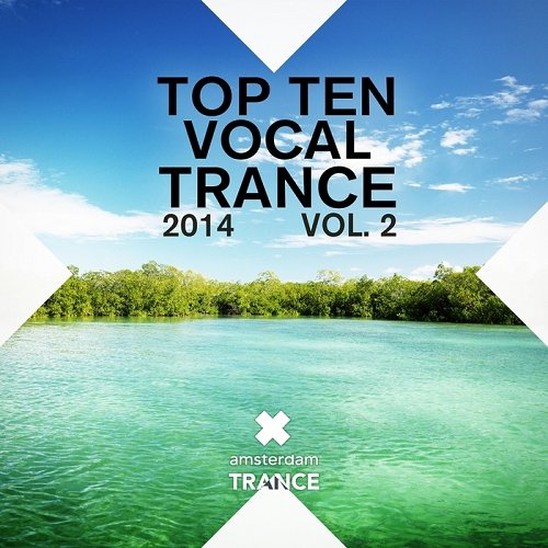 VA / Top Ten Vocal Trance 2014 Vol. 2 [2014] MP3