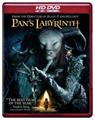 Лабиринт Фавна / El Laberinto del fauno [2006 / фэнтези, драма, военный / BDRip 720p] DUB