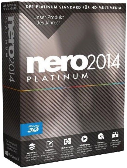 Nero 2014 Platinum [15.0.10200 Final] [2014]