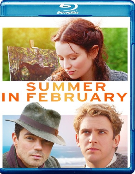 Лето в феврале / Summer in February [2013 / драма, мелодрама, биография / BDRip 720p] DUB+Original