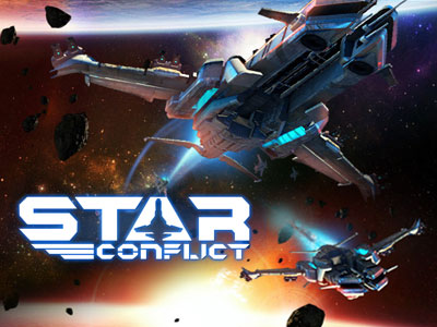 Star Conflict v.1.0.5 (16.10.2014) [2013 ,MMORPG / Action] (Лицензия)