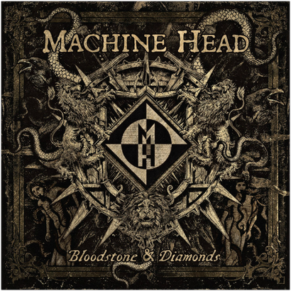 Machine Head - Bloodstone & Diamonds [2014] MP3
