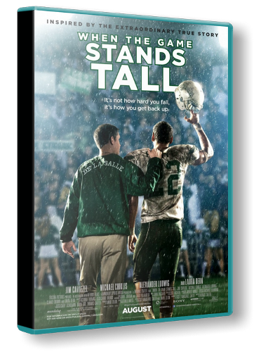 Игра на высоте / When the Game Stands Tall [2014 / Драма, спорт / WEB-DLRip] MVO (iTunes)