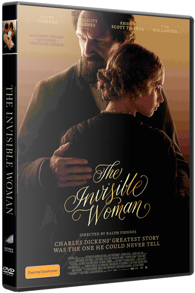 Невидимая женщина / The Invisible Woman [2013 / Драма, мелодрама, биография/ BDRip 720p] MVO+SUB (iTunes)