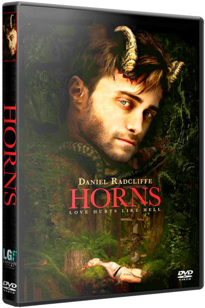 Рога / Horns [2013 / Фэнтези, триллер, драма / BDRip 720p] DVO+SUB