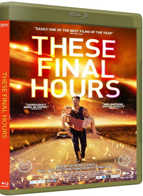 Последние часы / These Final Hours [2013 / Фантастика, триллер, драма / BDRip 720p] MVO+SUB