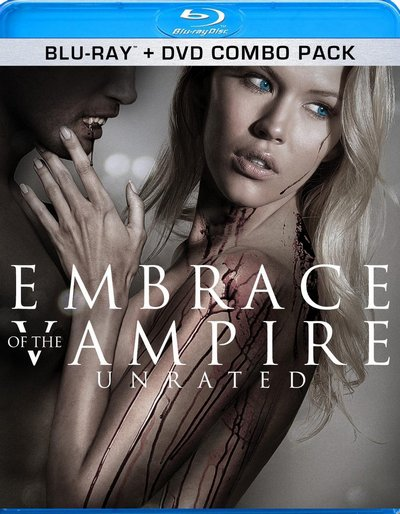 Объятия вампира / Embrace Of The Vampire [2013 / ужасы / BDRip 720p] MVO+SUB (лицензия)