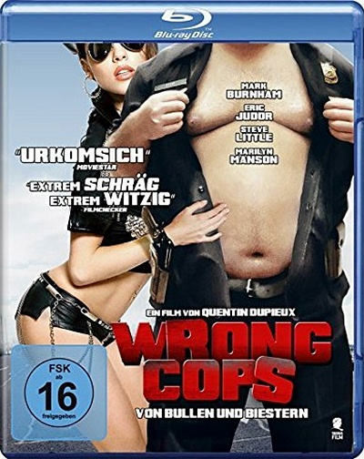 Неправильные копы / Wrong cops [2013 / комедия, криминал / BDRip 720p] MVO + SUB