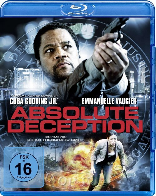 Обман / Absolute Deception [2013 / боевик / BDRip 720p] MVO + VO + SUB