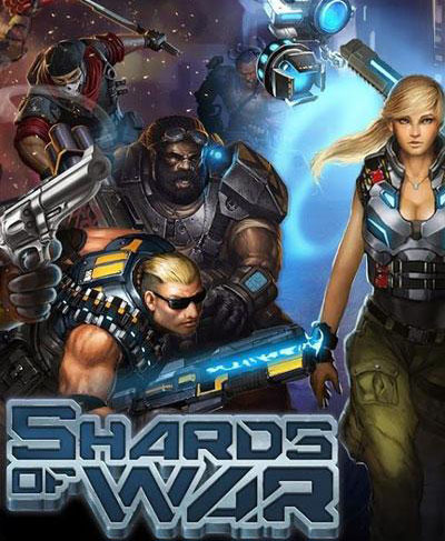 Shards of War v.27.1 (19.02.2015) [2014 ,MMORPG / MOBA / Action] (Лицензия)