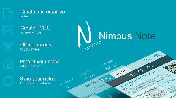 Nimbus Note [v.2.6] [2015] Android