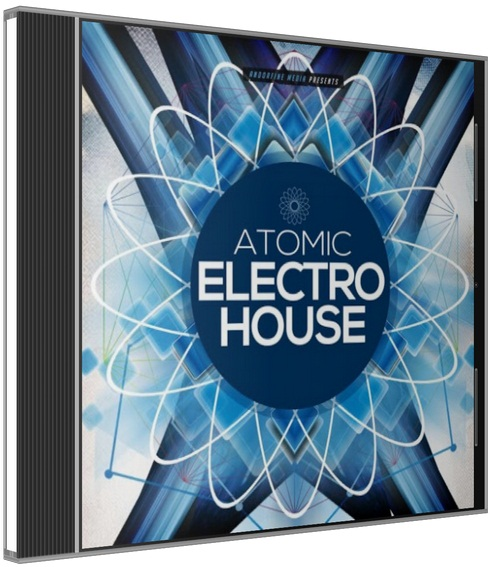 VA - Atomic Electro House (2015) MP3