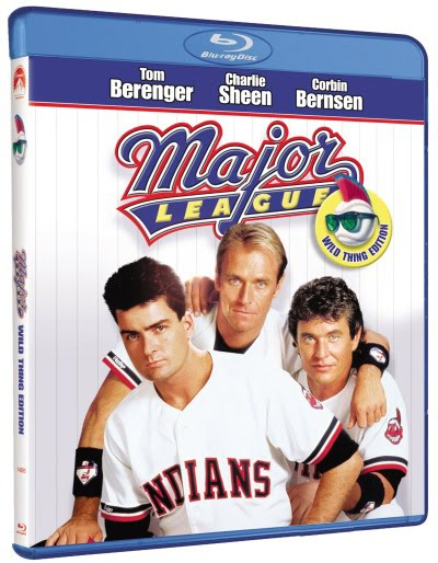 Высшая лига / Major League [1989 / комедия, спорт / BDRip] MVO (лицензия)