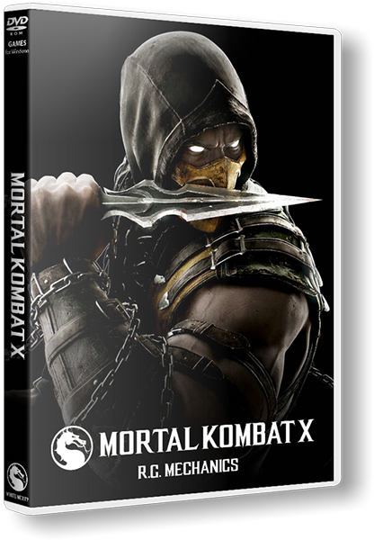 Mortal Kombat X (Update 2 Hotfix) [2015 / Action, Fighting, 3D / ENG] РС | RePack от R.G. Механики
