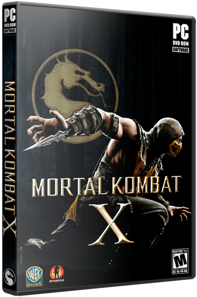 Mortal Kombat X (Update 5) [2015 / Action, Fighting, 3D / ENG] РС | RePack от R.G. Freedom