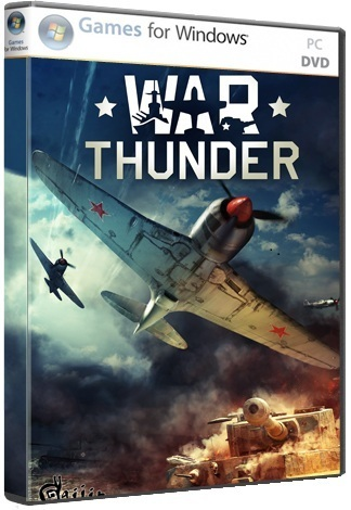 War Thunder v.1.49.8.22 (21.05.2015) [2012 ,MMO / Simulation] (Лицензия)
