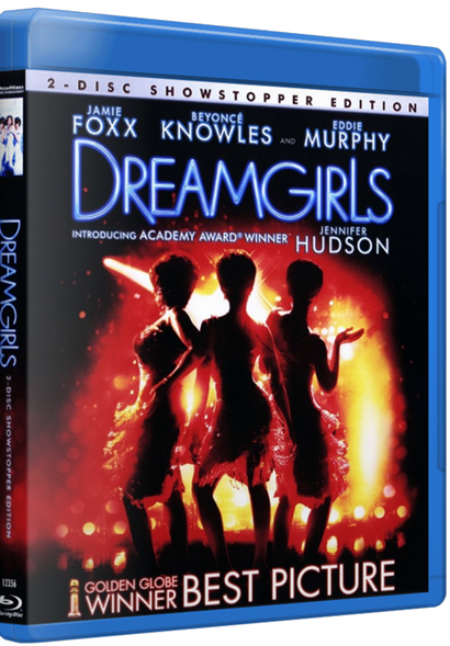 Девушки мечты / Dreamgirls [2006 / мюзикл, драма, музыка / HDRip] MVO (лицензия)