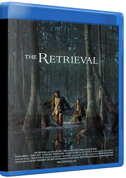 Поиск / The Retrieval [2013 / драма, вестерн, история / WEB-DL 720p] DVO (ColdFilm)