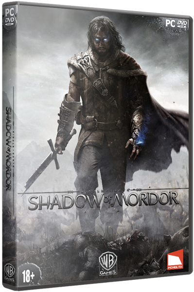 Средиземье: Тени Мордора / Middle-earth: Shadow of Mordor - Game of the Year Edition [Update 8] (v1951.27 + 23 DLC) [2014 / Action, 3D, Open world, 3rd Person, Stealth / ENG] РС | RePack от FitGirl