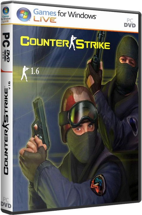 Counter-Strike 1.6 [ENG]