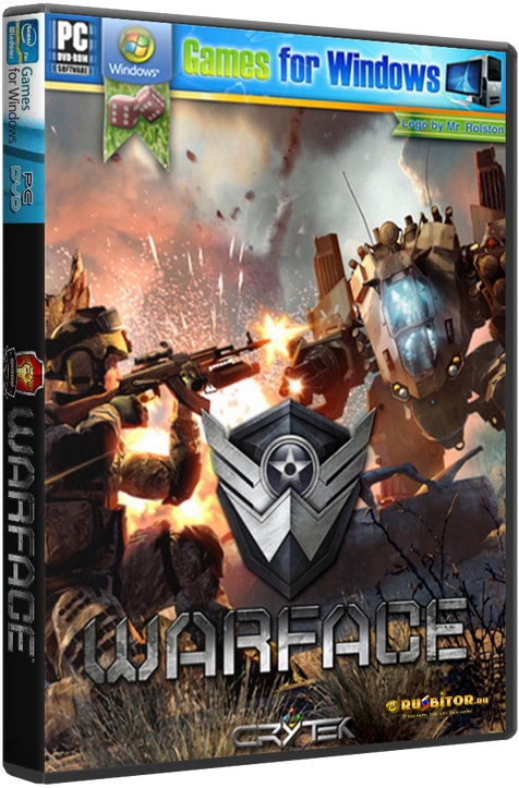 Warface [23.07.2015] [2012 / Action, MMOFPS, Симулятор, Shooter, 1st Person / Лицензия] РС