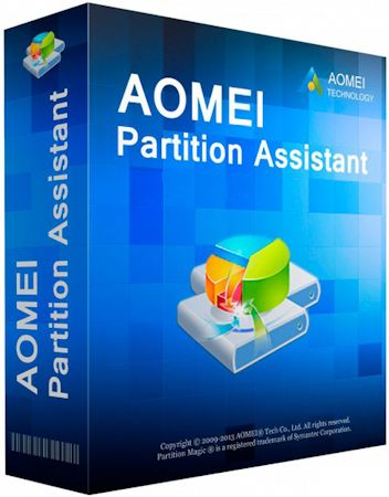 AOMEI Partition Assistant Professional | Server | Technician | Unlimited Edition [v.5.6.4] [2015]