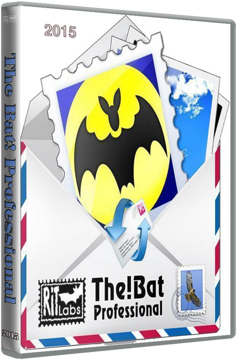 The Bat! Professional [v7.0.0.56] [2015] by KpoJIuK