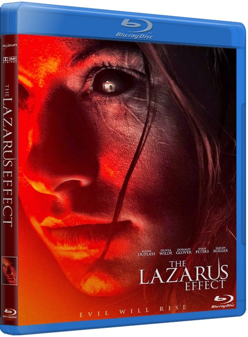 Эффект Лазаря / The Lazarus Effect [2015 / Триллер, ужасы / BDRip] DUB (iTunes)
