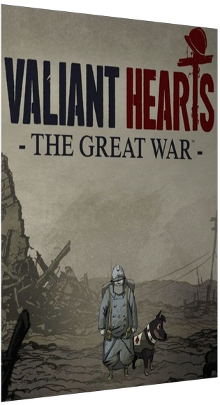 Valiant Hearts: The Great War [v1.0.3] [2014] Android