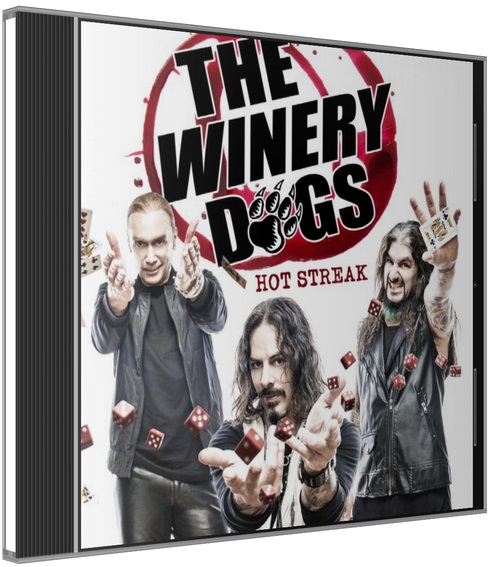 The Winery Dogs - Hot Streak (2015) FLAC