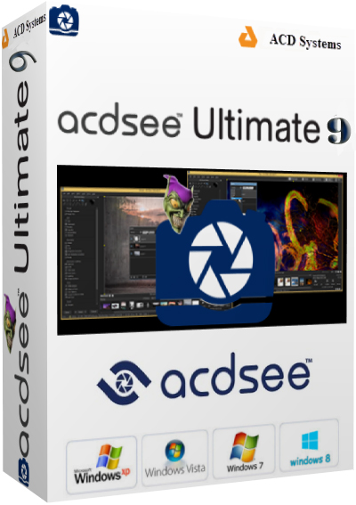 ACDSee Ultimate [v9.0.565] [2015] RePack by KpoJIuK