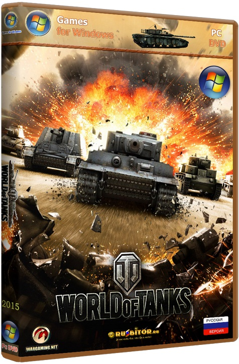 Мир Танков / World of Tanks [0.9.14.130] [2014 / Action, Tank, 3D, Online-only / RePack]