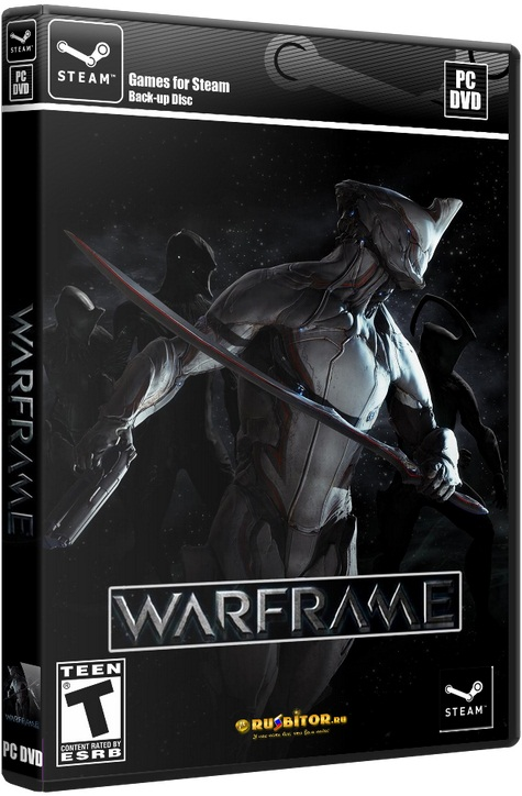 Warframe [18.5.6] [2014 / Action, 3rd Person, MMORPG, Online-only / Лицензия] PC