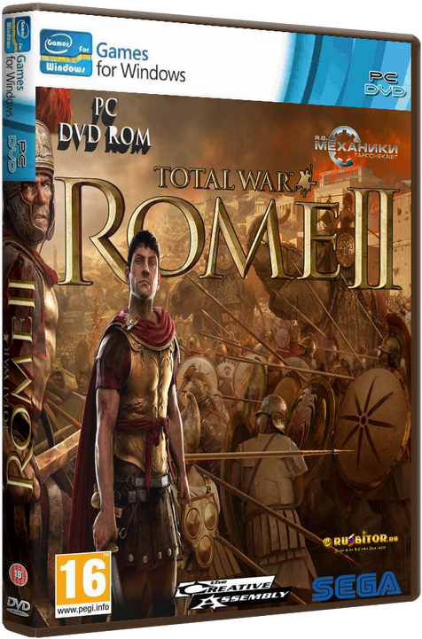 Total War: Rome 2 - Emperor Edition [v 2.2.0.0] [2015 / Strategy, Real-time, 3D / RePack] PC by R.G. Механики
