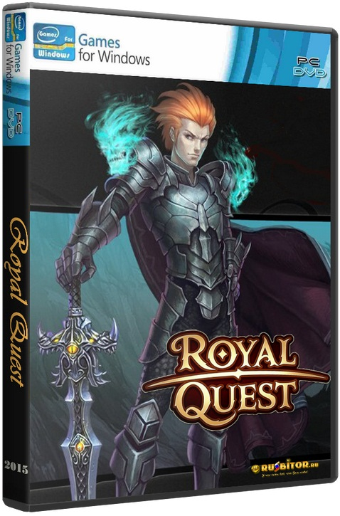 Royal Quest v.1.0.007 (23.12.2014) [2012 ,MMORPG / Action] (Лицензия)