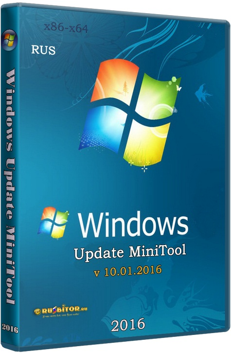 Windows Update MiniTool [v 10.01.2016] [2016]