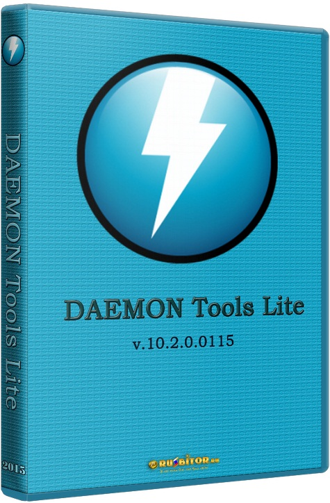 DAEMON Tools Lite Unlocked [10.2.0.0115] [2015]