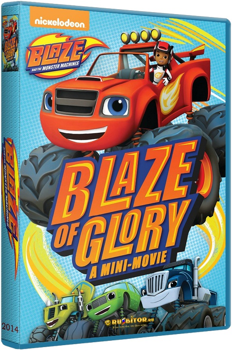 ������� ����� � ���� ������� / Blaze and the Monster Machines (����� 1-2, ����� � 1-20 (20), 1-2, 4-5, 7-8, 10-15 (??) [2014 / ���������� / HDTVRip 400p]