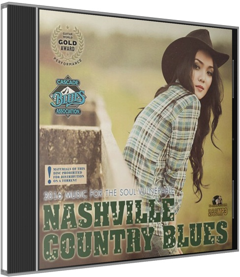 VA / Nashville Country Blues [2016] MP3