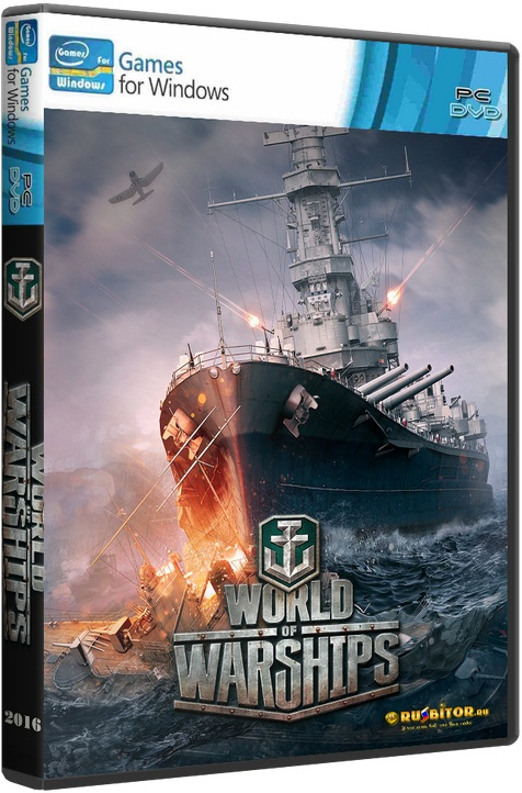 World Of Warships v.0.5.6 (26.05.2016) [2015 ,MMO / Simulation] (Лицензия)