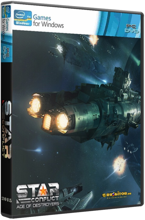 Star Conflict: Age of destroyers v.1.3.8 (04.06.2016) [2013 ,MMORPG / Action] (Лицензия)