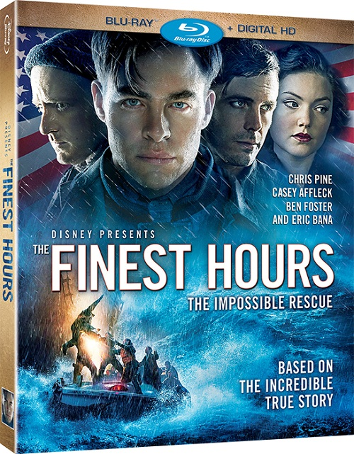 ������� � ������ ����� / The Finest Hours (3D Video) [2016 / ������, �������, �����, ������� / BDRip 1080p / Half OverUnder] DUB+SUB (��������) by Ash61