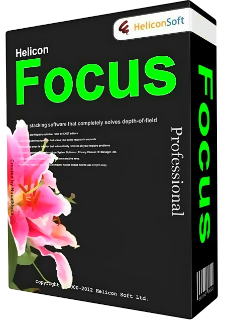 Helicon Focus Pro + Helicon Remote [v6.0.18 Final - v3.2.7] [2014]