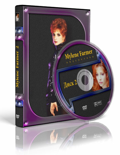 Mylene Farmer / Видеоклипы (CD2) [2010 / Pop, Synthpop, Pop-Rock / DVD5]