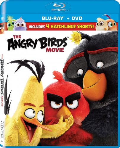������� Angry Birds � ���� / The Angry Birds Movie [2016 / ����������, �������, �������� / HDRip] iTunes