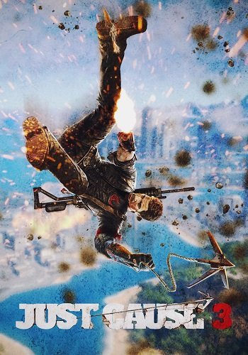 Just Cause 3 Crack [2015 / Action (Shooter) / Racing (Cars / Motorcycles / Civil Aviation / Helicopter / Tank / Naval) / 3D / 3rd Person / Crack]