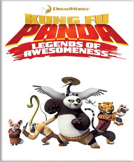 ������� ����-�� �����: ������������� ������� / Kung-Fu Panda: Legends of Awesomeness (����� 3, ����� � 01-11 �� 18)) [2011-2013 / ����������, �������, ����������� / WEB-DLRip]
